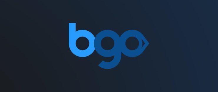 bgo casino blue logo